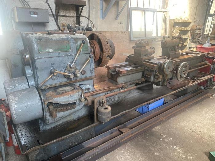 Used Mitchell of Keighley Gap Bed Centre Lathe