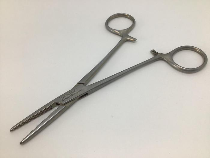 Forceps Artery Spencer Wells Straight 150mm (6in) AESCULAP BH334R