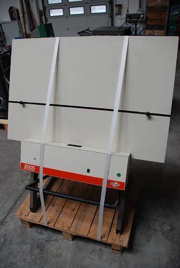 Gebraucht Bacher Druckplattenstanze Modell 2005, ohne Baujahr