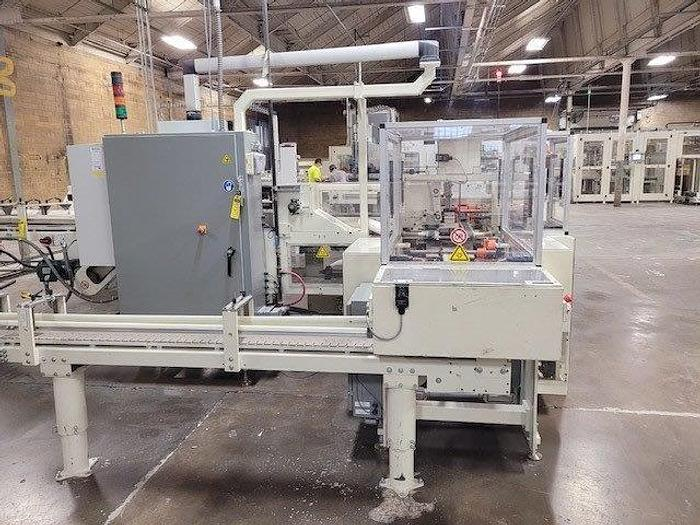 Used Valley Tissue 8450 Single Roll Wrapper