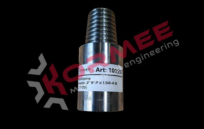 "Kormee Adapter 2"" IF P x 1.94-4 B"