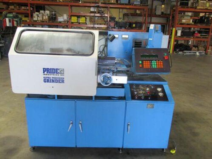 PRIDE ENGINEERING ULTRA PRECISION CNC AIR BEARING DIE GRINDER