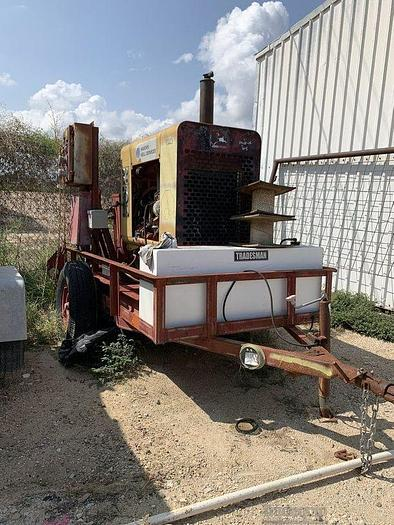 Used 40KW Condec Generator Powered by John Deere