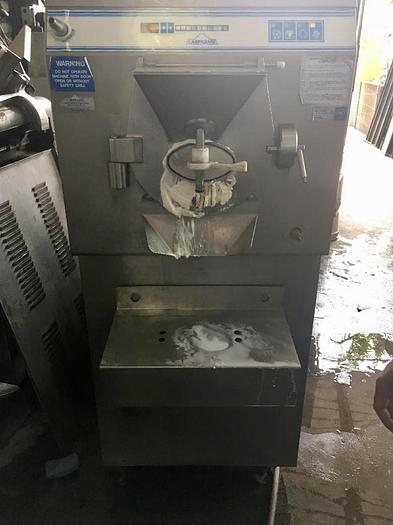 Used Carpigiani Gelato Machine
