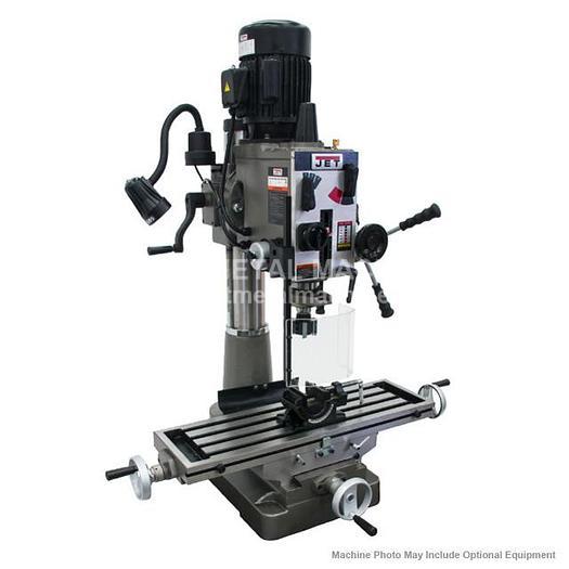 JET JMD-40GH Geared Head Mill/Drill 351040