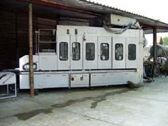 Używane Maszyna pakująca TETRA PAK - system TETRA REX Typ RC4