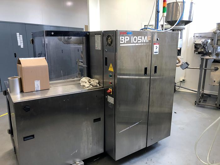 ACG PAM-PAC BLISTER PACKING MACHINE