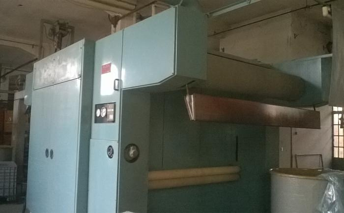 Used TUNNEL DRYERS AND DRYING CHAMBERS  ALEA