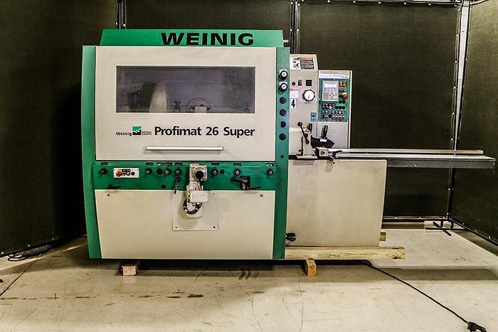 Used 2001 Weinig Profimat 26 Super