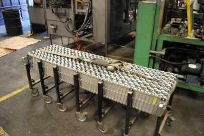 Bestflex flexible case conveyor