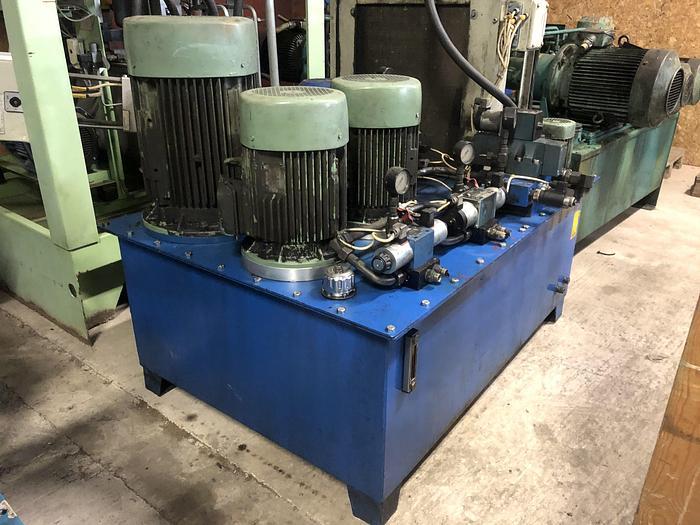 Used Walfridson AB, Hydraulic station