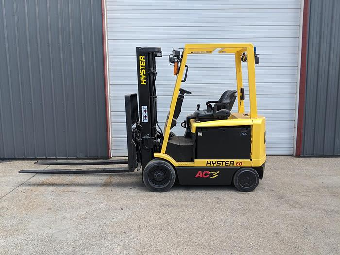 Used 2007 HYSTER E60Z-33