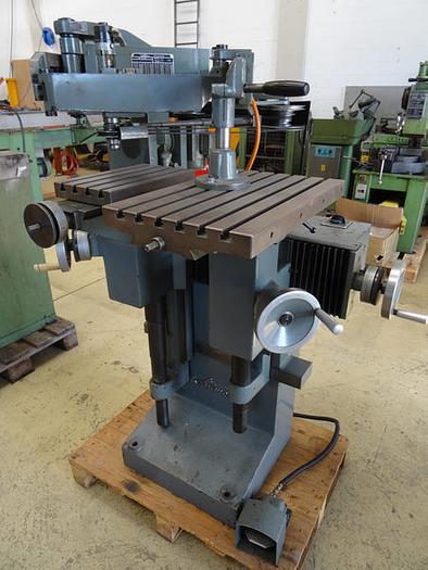 Kuhlmann Kopierfräsmaschine
