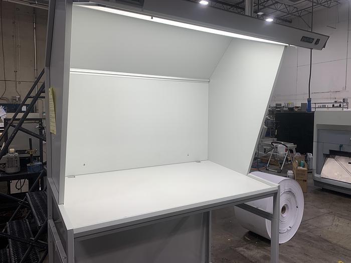 "GTI / CVX Color Viewing Station, CVX-3052, Light Table, 29"" x 52"" (USED / NICE) CVX-3052"