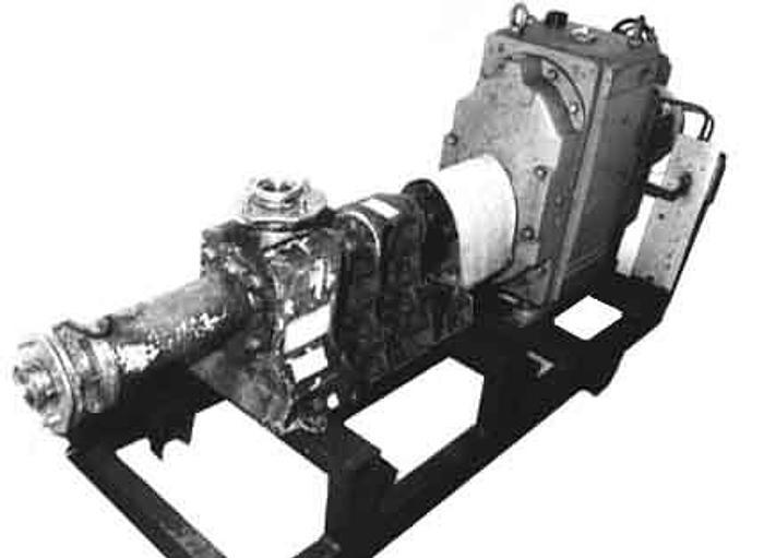 Używane Pompa ślimakowa do mas gęstych i półpłynnych z regulacją obrotów
