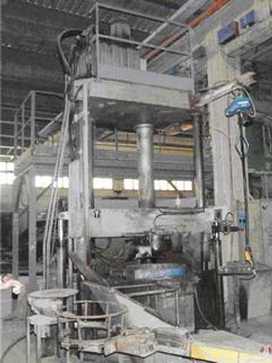Used UNDERCUT PRESS VENETA STAMPI MOD. VS SQ 650