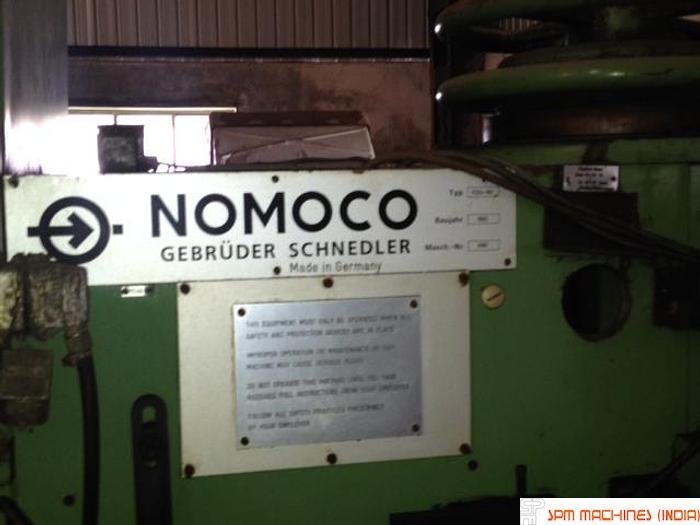 1992 Nomoco VSR4 -180 Centerless Grinder
