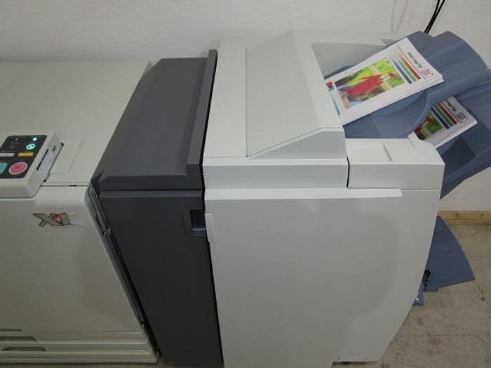 Riso ComColor 7150 X1 Full Color Inkjet Printer with Booklet Maker Finisher