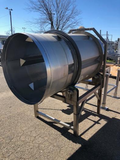 2003 Stainless Steel Seasoning Drum