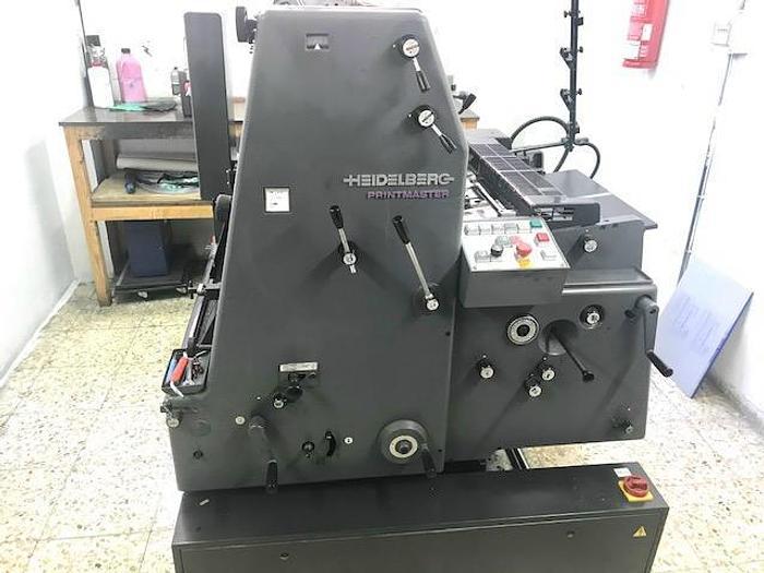 Utilisé 1999 HEIDELBERG Printmaster GTO 52-1+