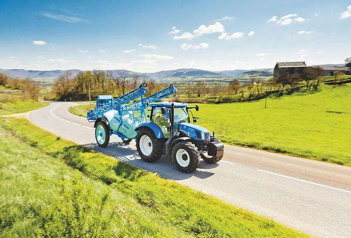 New Holland Tractors New Holland T6
