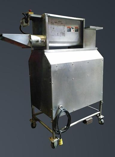 Used USED DOUGH EXTRUDER, STAINLESS STEEL (SCHWANNS)