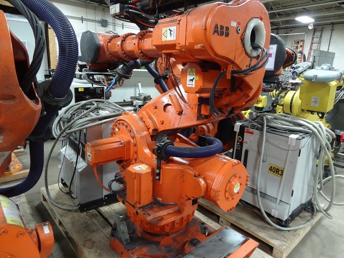 ABB IRB 7600 6 AXIS CNC ROBOT 325KG X 3.1 REACH IRC5 CONTROL