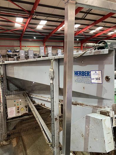 Used Herbert Hopper 4m L 2.5m W