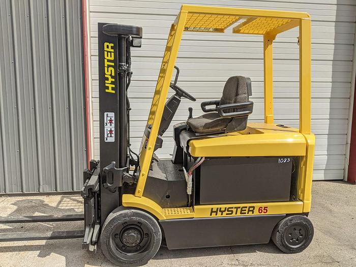 Used 1999 HYSTER E65XM