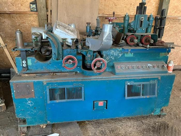 Used 4-Head Moulding Center