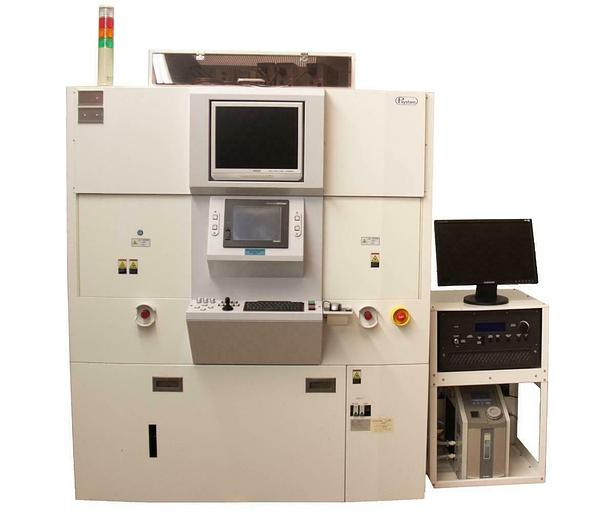 Used Opto System WSF 6000 Laser Scriber w/ AVIA 355-14 Coherent Laser FOR PARTS 9114