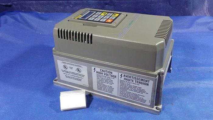 Used Baldor DZ18H201-E Controller, DZ18H201-E / Vector Drive / 230v / 3 HP / 50~60Hz /