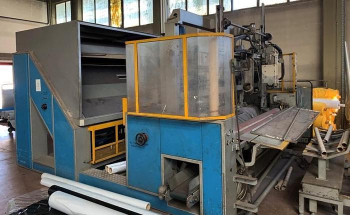 Used INSPECTING MACHINE TESTA  111 AT EUREKA 2