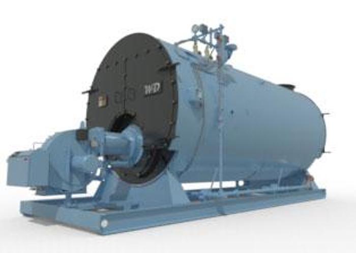 Williams Davis Watertube Boilers