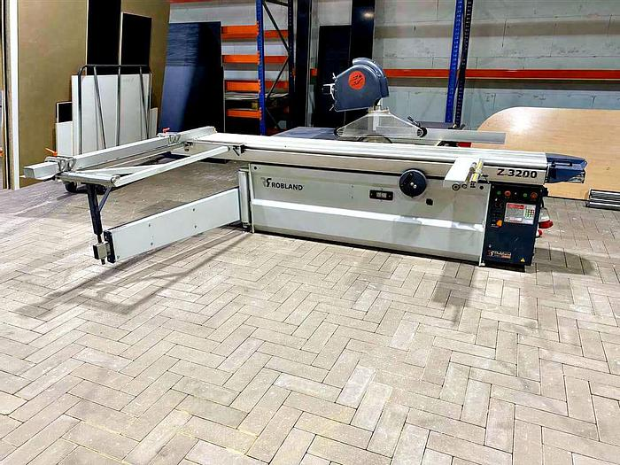 Used Robland Z3200 - Panel saw