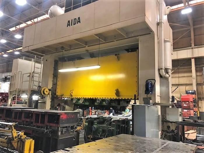 Used 2003 AIDA NST-S2-10000(2)-520-140