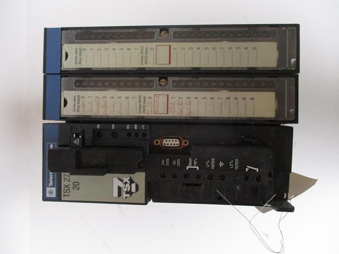Used Telemecanique TSX 27
