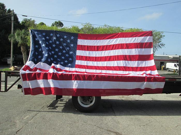 Used 55' Flag Pole and Flag