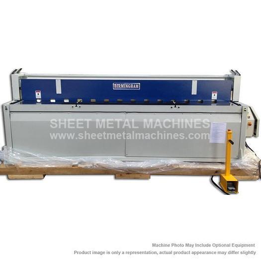BIRMINGHAM Hydraulic Shear H-1035
