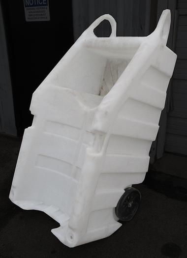 Used Tip-up Spill Containment - 55-gal. Drum