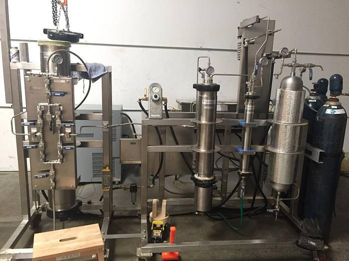 Eden Labs CO2 Cannabis Extraction Machine