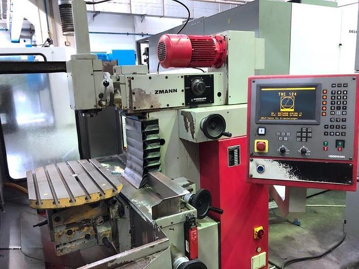 Universal Werkzeugfräsmaschine KUNZMANN  WF 4/3