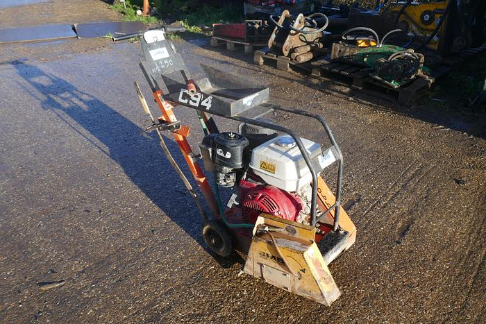Used CLIPPER C94 FLOOR SAW