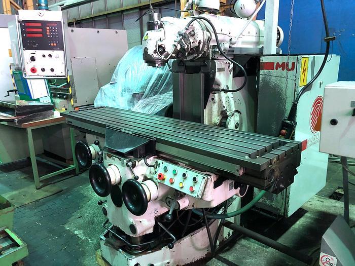 1986 Universal Fraesmaschine HURON MU 6