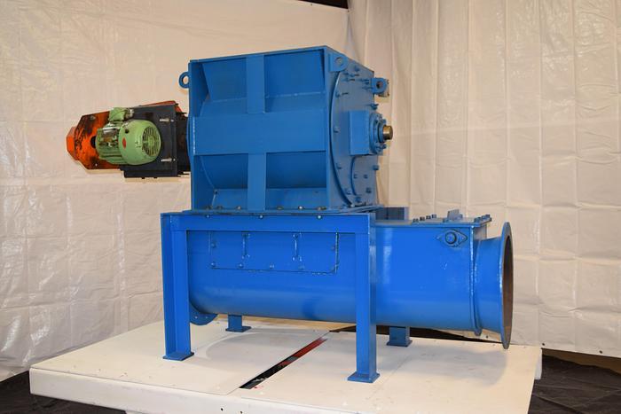 Used Rader feeder/airlock, rotary airlock valve 25×30 inch feeder, Rader 25″ x 30″ feeder, used rader 30″ feeder airlock, used 25″ airlock feeder