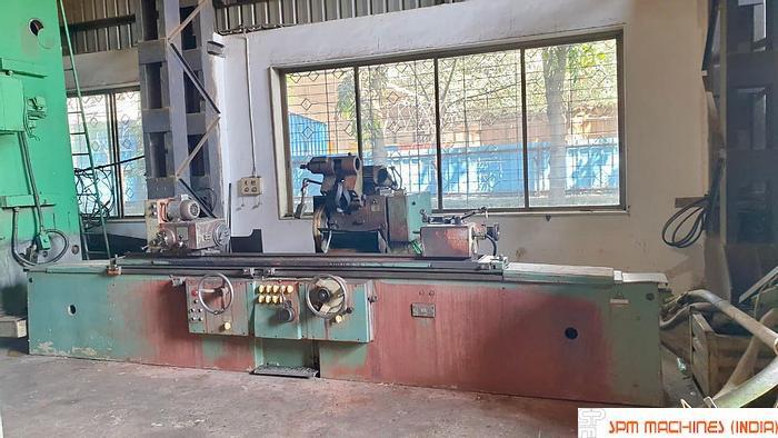 Used TOS BHU32 x 2000 Cylindrical Grinder