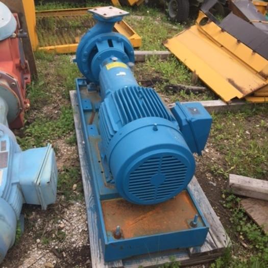 LaBour Tabor 6X4 Pump