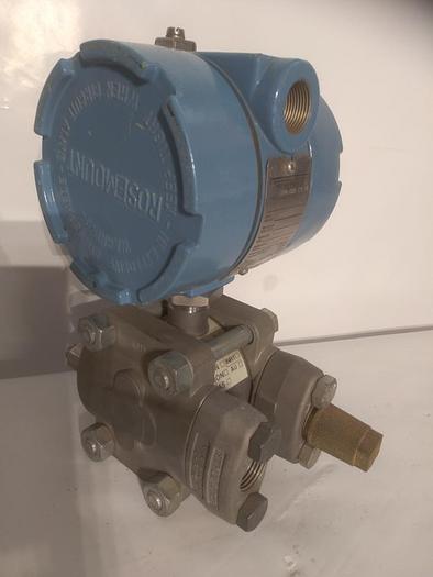 Drucktransmitter 1151 Smart, DP6 E22 C1 I8, Rosemount,  neuwertig