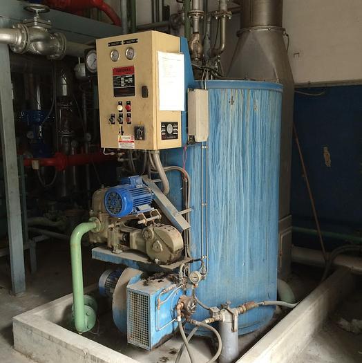 Usata Caldaia industriale a Vapore, ITALWANSON Vaporax modello 1200 R