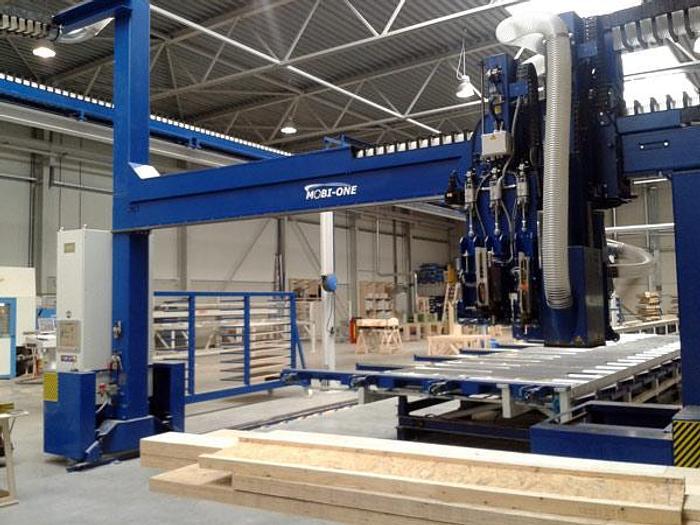 H&M Timber Frame Timber Frame Nailing Bridge
